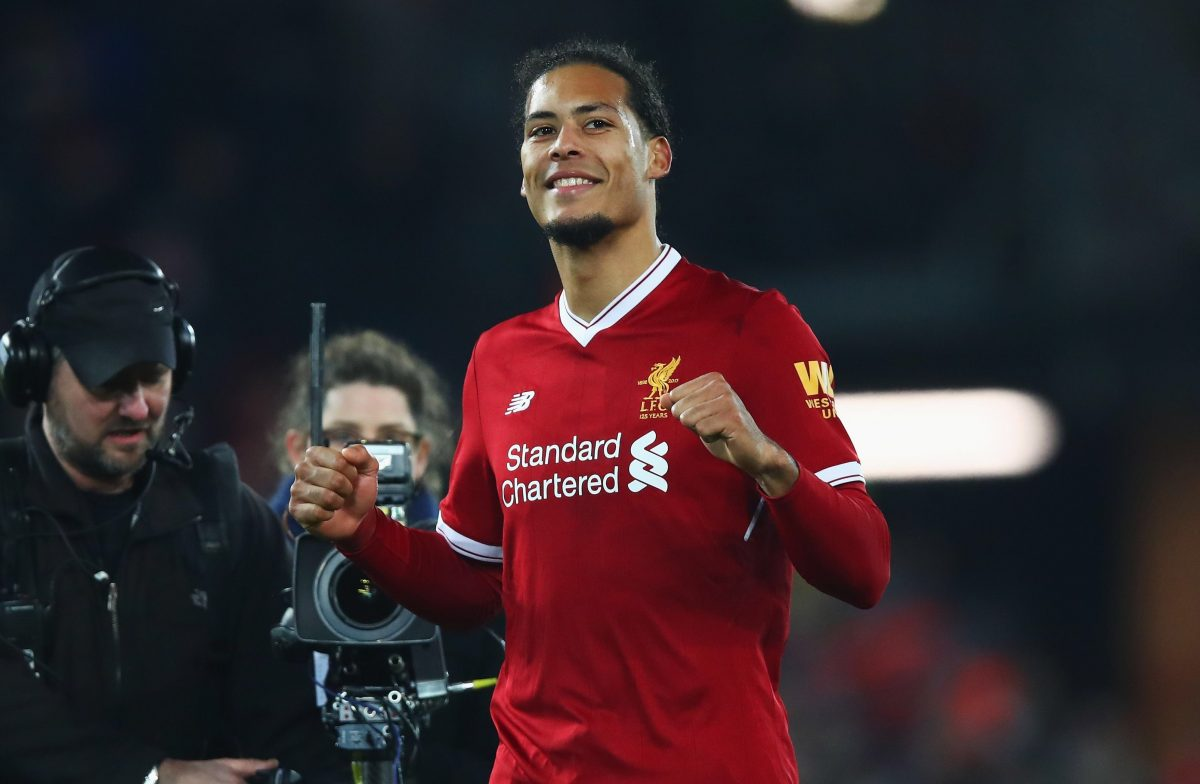 نتيجة بحث الصور عن ‪Dutchman Virgil van Dijk of Liverpool‬‏