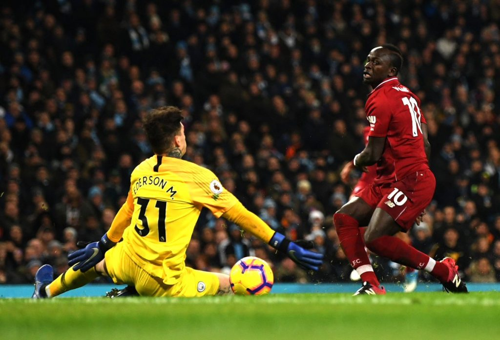 Manchester City 2-1 Liverpool - Highlights and Goals ...