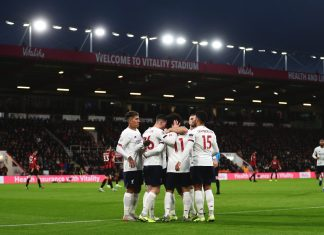 Bournemouth vs Liverpool Highlights