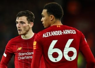 Andy Robertson & Trent Alexander-Arnold