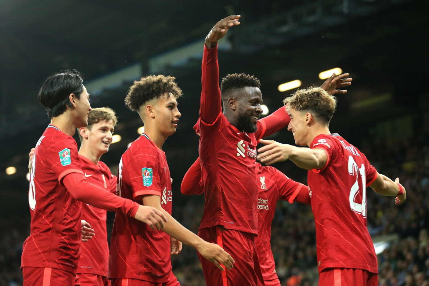 Norwich City 0-3 Liverpool - Watch the goals and highlights (Video)