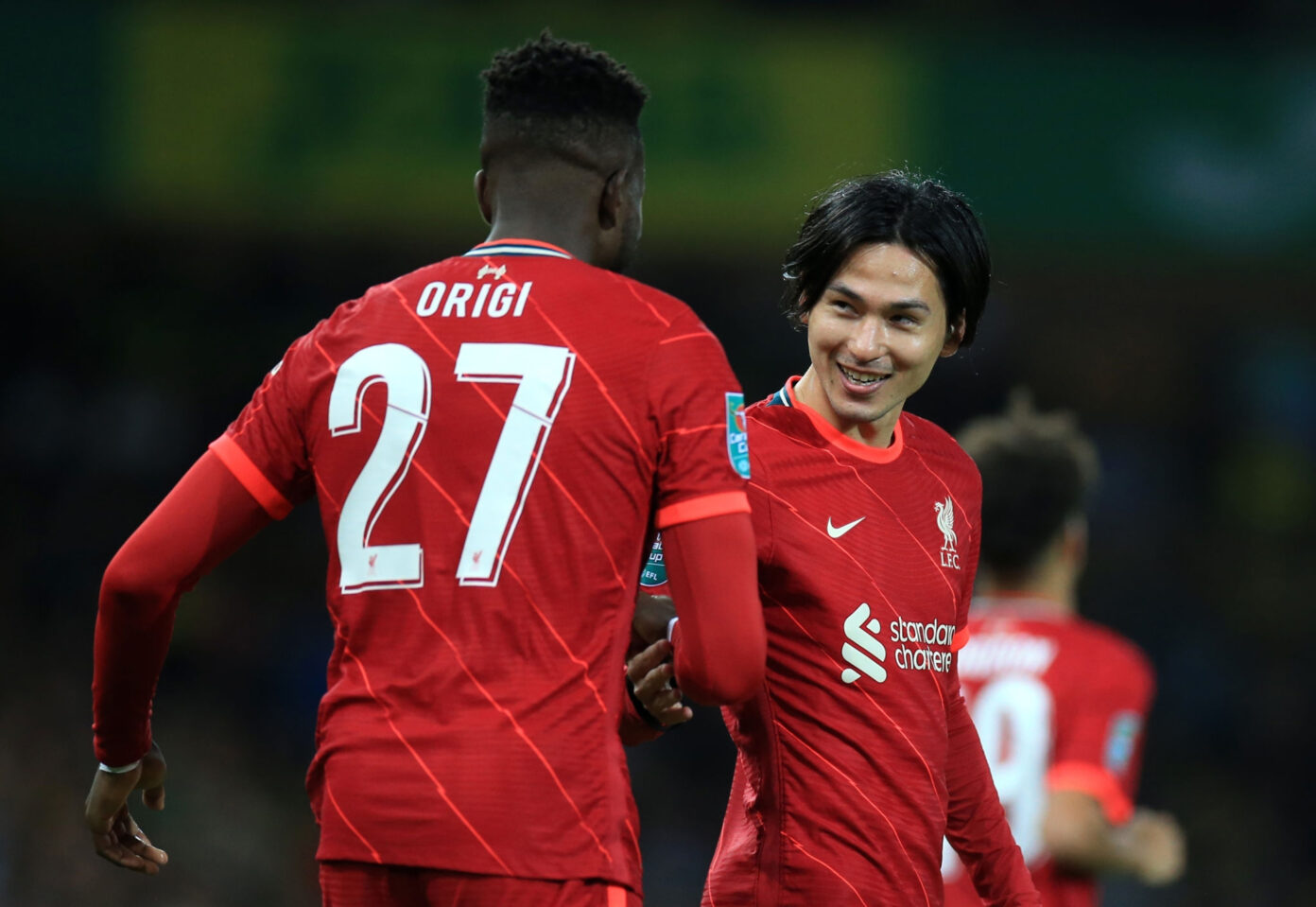 Norwich City 0-3 Liverpool - Minamino double eases Reds into fourth round